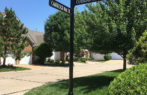 Custom St Louis Street Sign