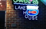 Custom neon mancave sign