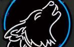 howling-wolf-custom-neon