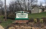 Greenbriar monument sign