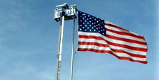 parking-lot-light-flag-pole-service