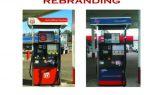 Gas station re branding